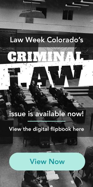 Criminal Law Ad